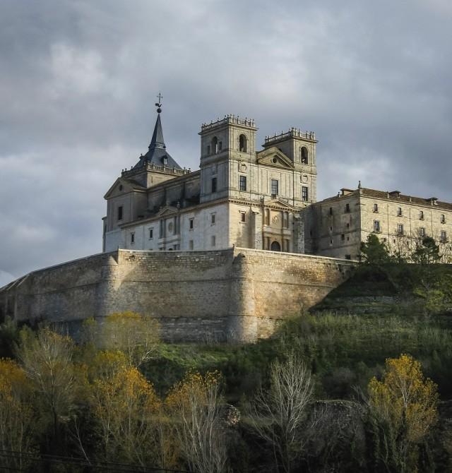 Visita guiada al Monasterio de Uclés en Cuenca, Villarrubio