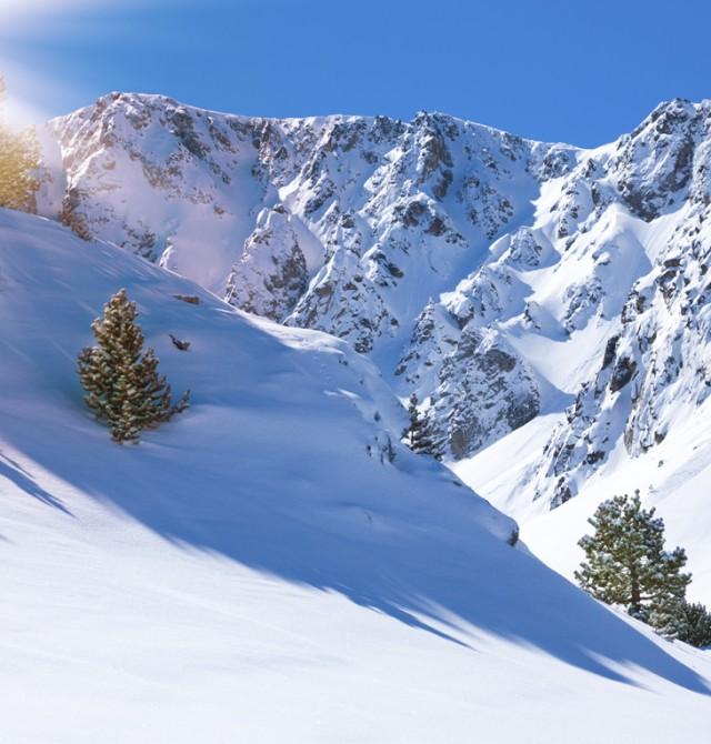 Valles nevados