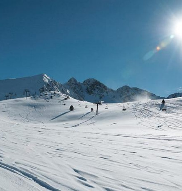 en Pas de La Casa, Andorra