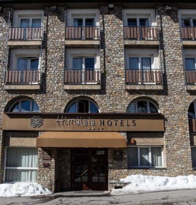 Himalaia Pas en Pas de La Casa, Andorra