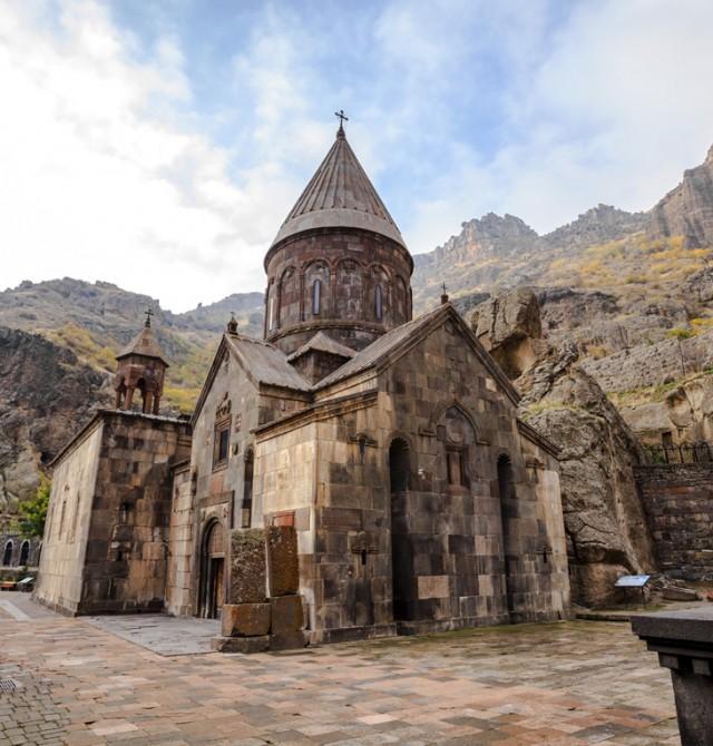en Armenia y Georgia