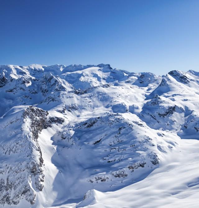 600 km de pistas de esquí