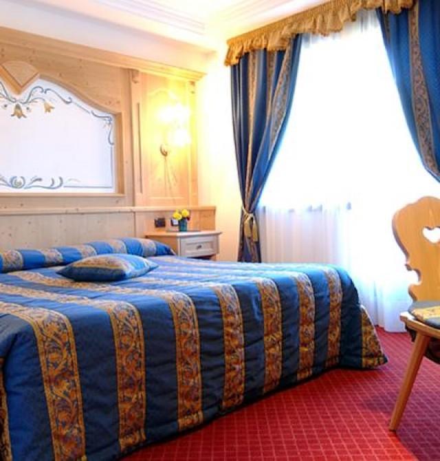 Hotel Antares en Selva Gardena, Italia
