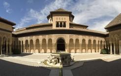 Alhambra de Granada en Granada