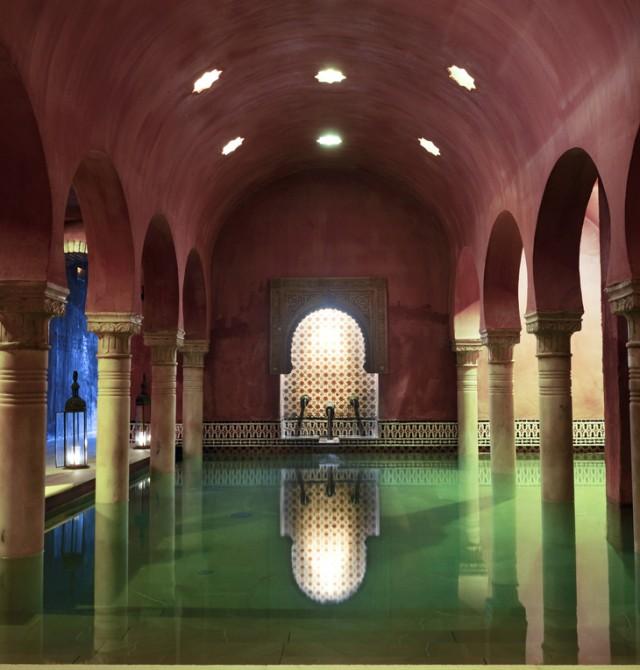 Baños árabes, Hammam en Granada