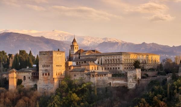 La Alhambra. Viaje a Sierra Nevada, Granada con PANGEA The Travel Store