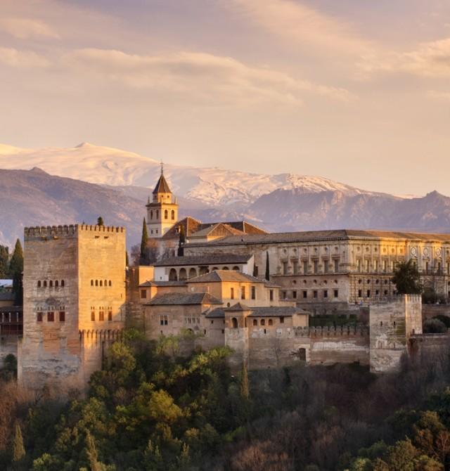 La Alhambra en Sierra Nevada, Granada