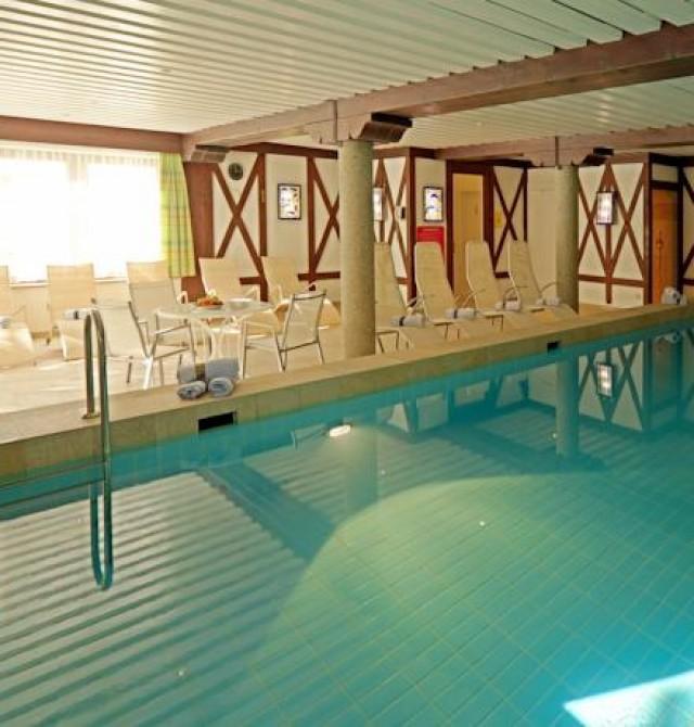 piscina Hotel Arlberg