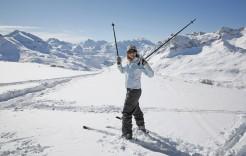 El País de las Nieves en St Anton am Arlberg, Austria