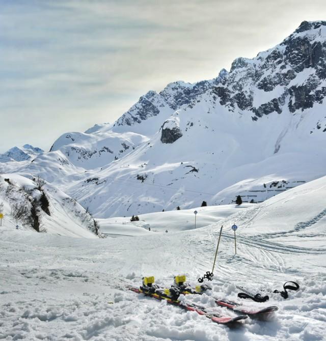 Resort de Arlberg
