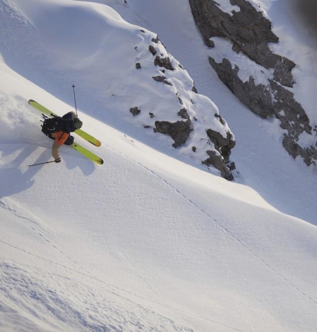 Cuna del esquí alpino