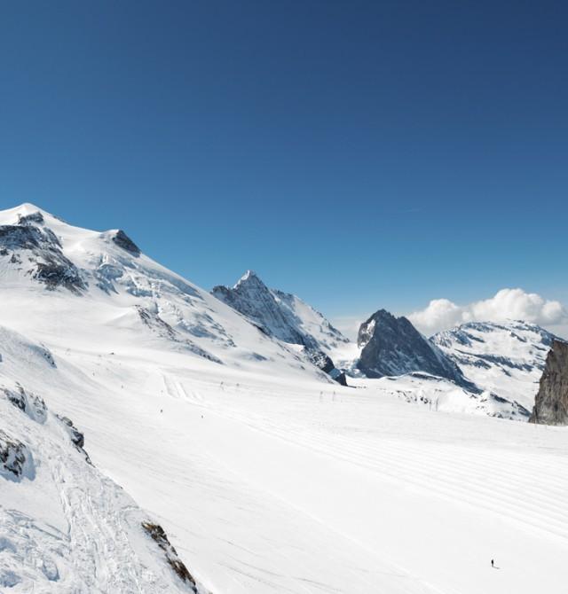 Glaciar de la Grande Motte