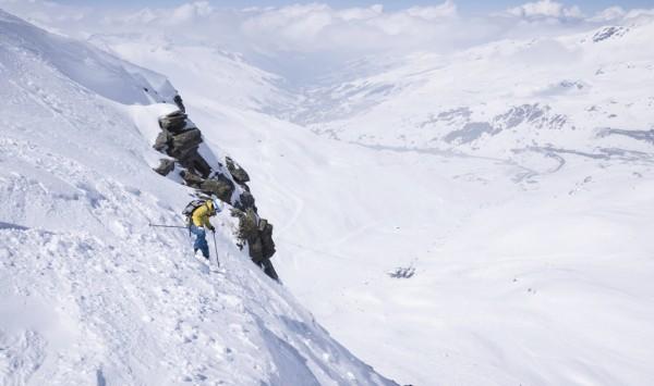 Esquiadora. Viaje a Val Thorens, Francia con PANGEA The Travel Store