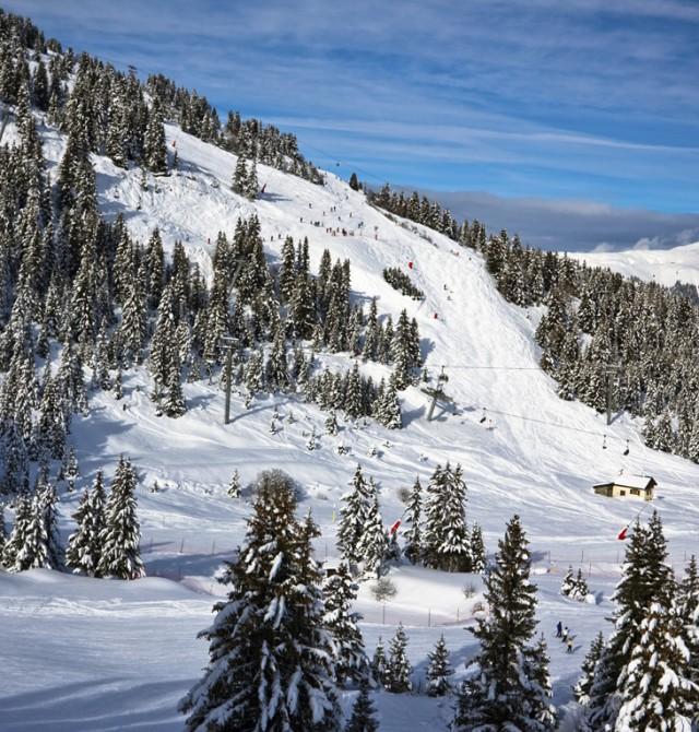Los 3 Valles en Val Thorens, Francia