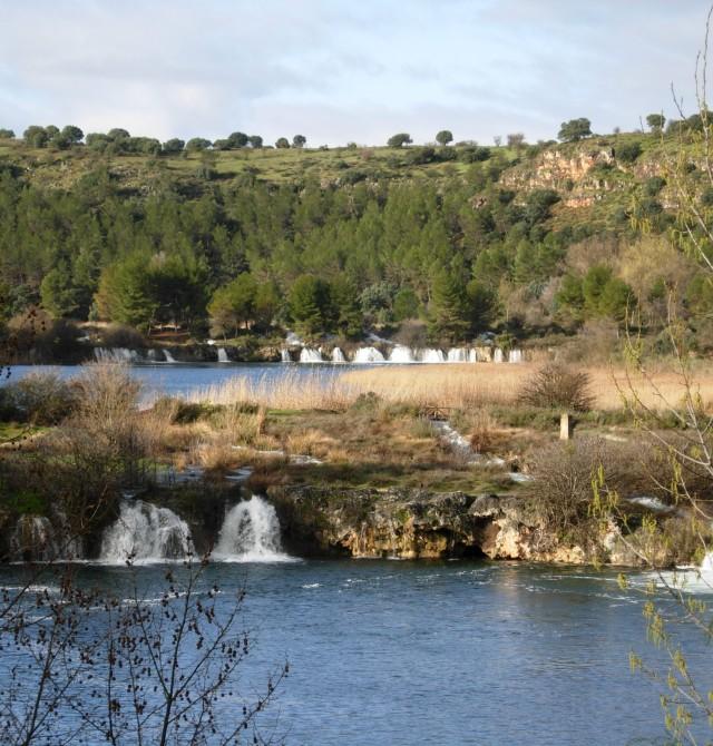 Lagunas de Ruidera en Ciudad Real,  Lagunas de Ruidera
