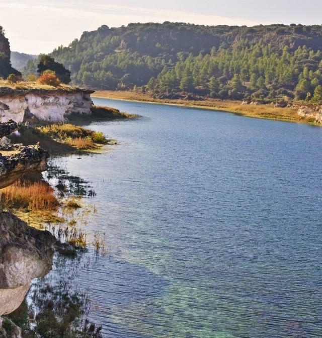 1 en Ciudad Real,  Lagunas de Ruidera