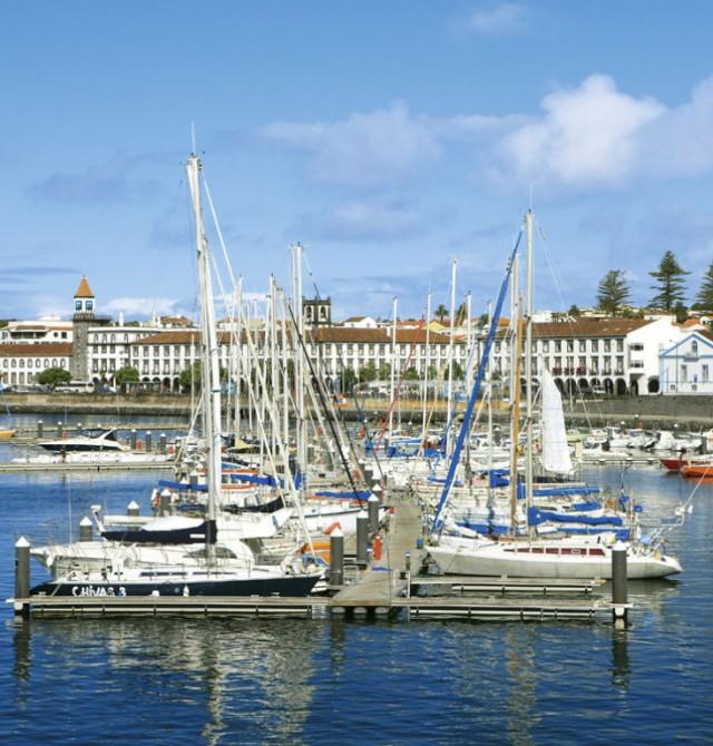 Viaje a Islas Azores, Portugal en Portugal