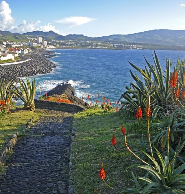 Bienvenido a las Azores en Portugal
