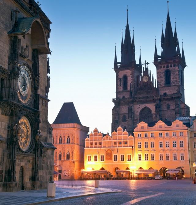 Monumentos históricos en República Checa