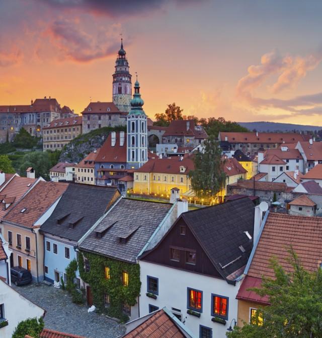 Más allá de Praga en República Checa