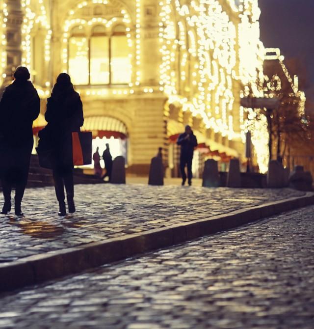 Paseo nocturno por Praga en República Checa
