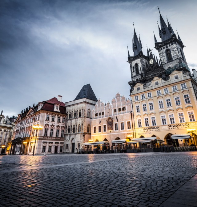Praga  en República Checa