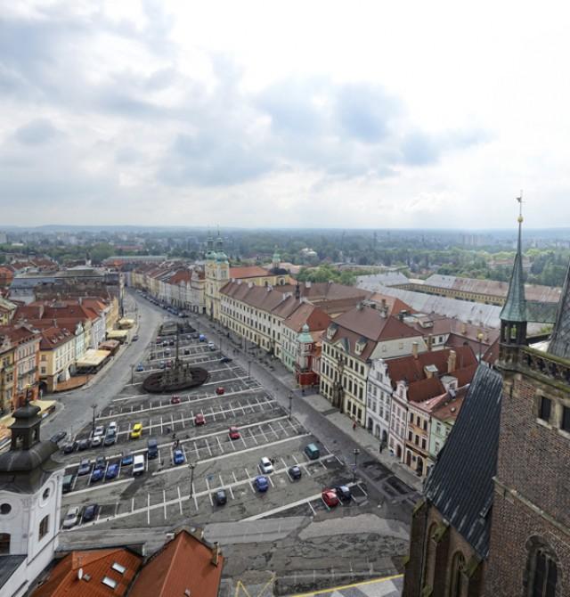 Praga - Hradec Kralove en República Checa
