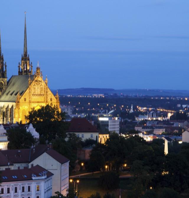 Olomouc - Brno en República Checa