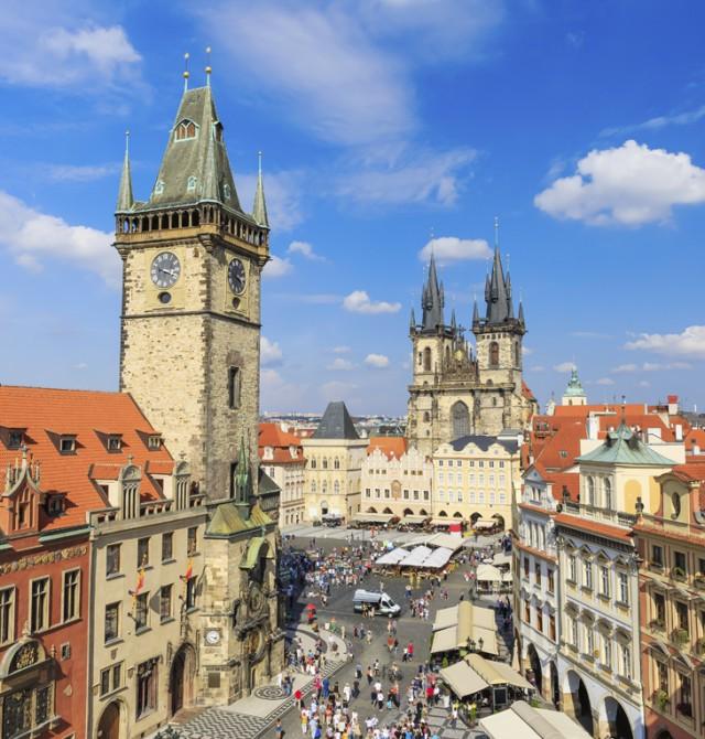 Brno – Praga  en República Checa
