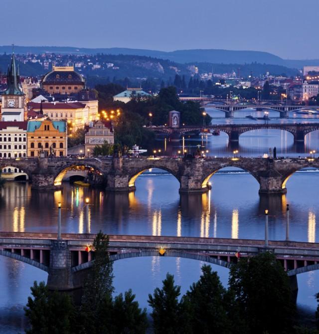 Praga - Ciudad de origen en República Checa