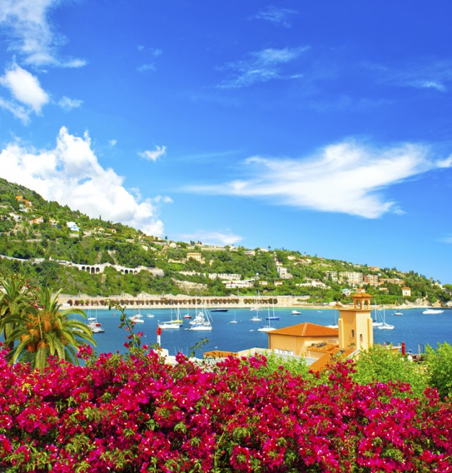 Riviera francesa en España, Francia, Italia
