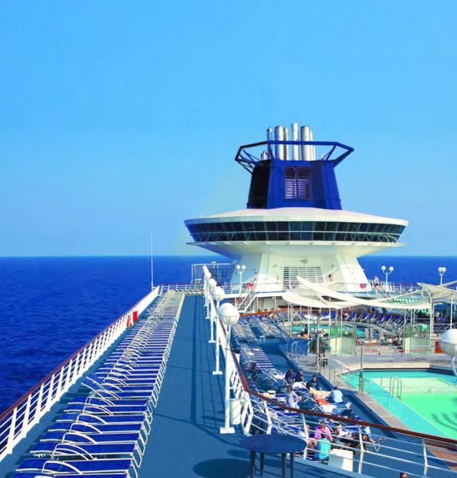 Barco Sovereign en España, Francia, Italia