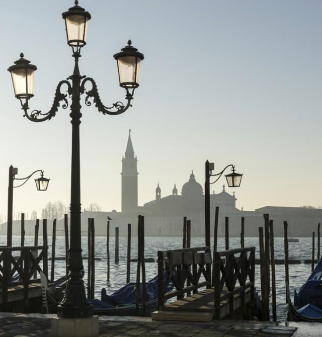 Venecia en Italia, Croacia, Grecia, Francia, España