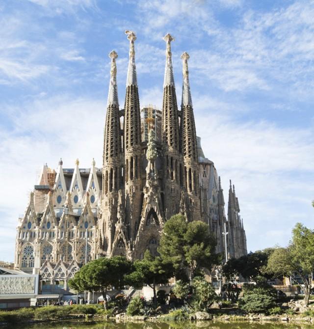 Barcelona  en Italia, Croacia, Grecia, Francia, España