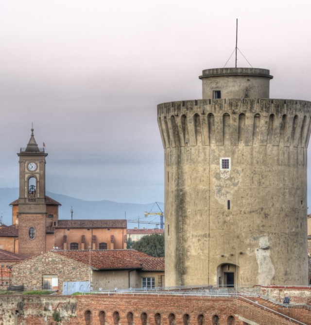 Livorno en Italia, Croacia, Grecia, Francia, España
