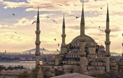 Santa Sofía de Constantinopla en Turquía