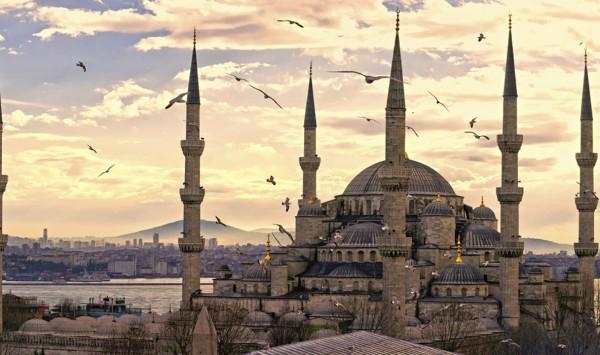 Santa Sofía de Constantinopla. Viaje a Turquía con PANGEA The Travel Store
