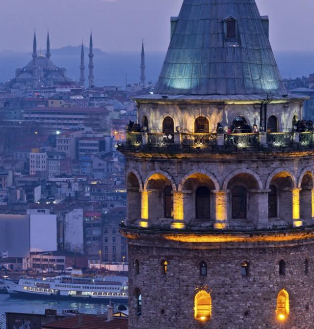 La belleza de Turquía en Turquía