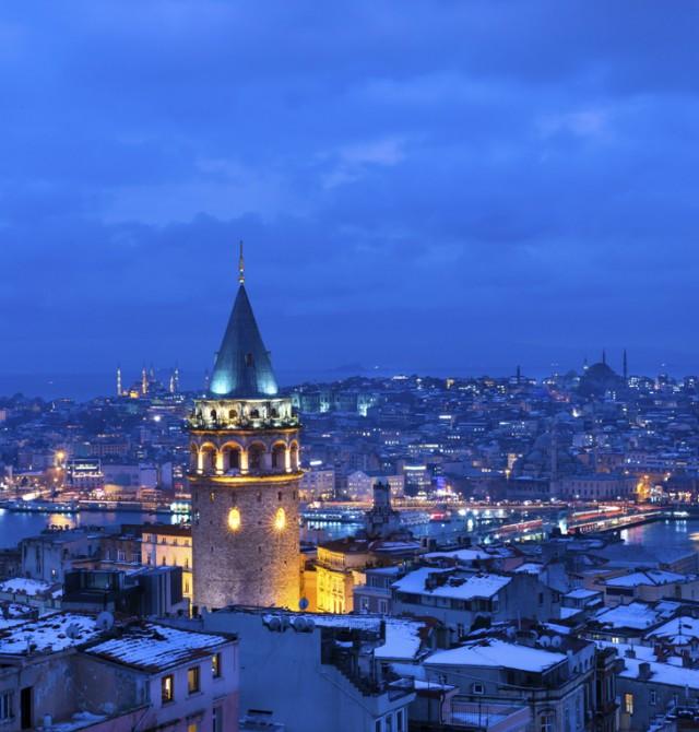Otomanos: mezquitas y palacios en Turquía