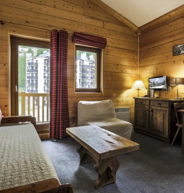 Alpina Lodge en Val D'Isère, Francia