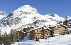 El mejor refugio en Val D'Isère, Francia