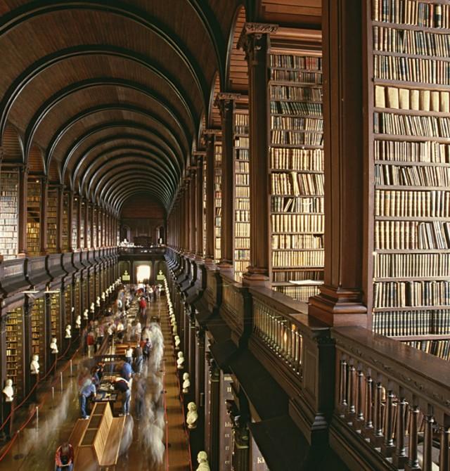 Irlanda literaria en Irlanda