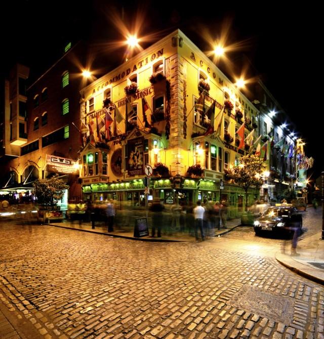 Libros y cerveza en Irlanda