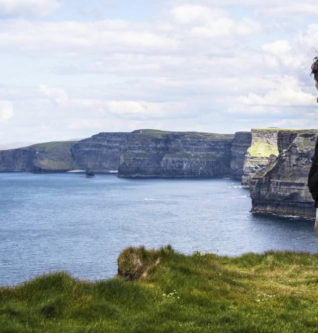 Cambio de ángulo en Irlanda