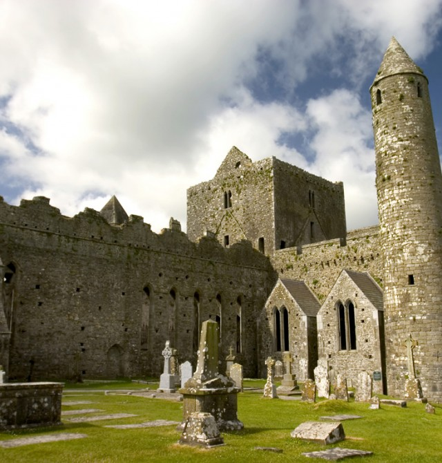 Cork – Roca de Cashel – Dublin