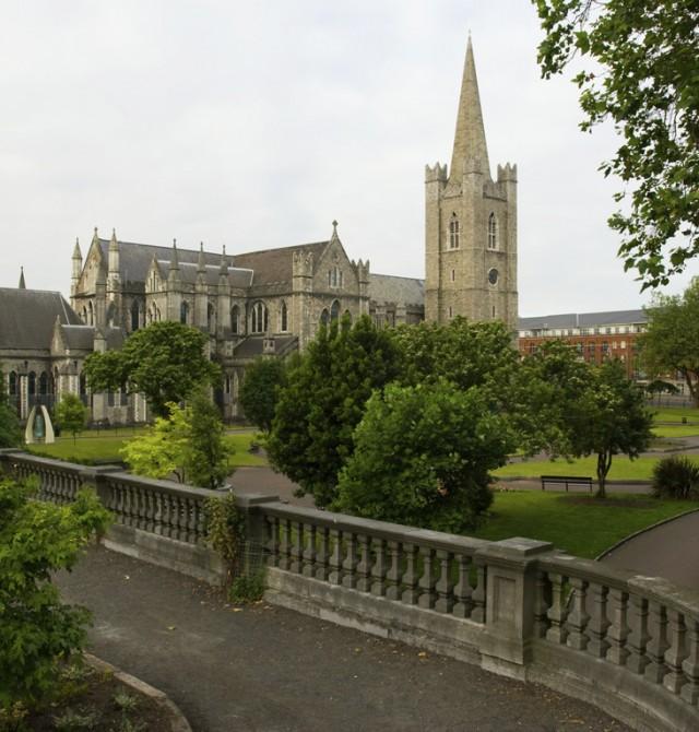 Vuelta a casa en Irlanda
