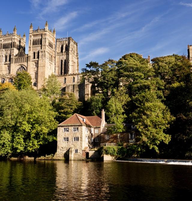 Durham en Inglaterra y Escocia