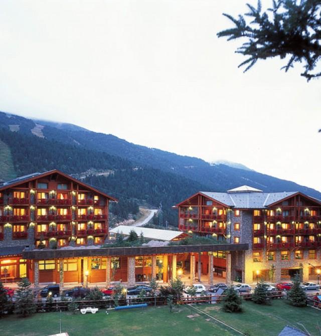 en Soldeu, Andorra