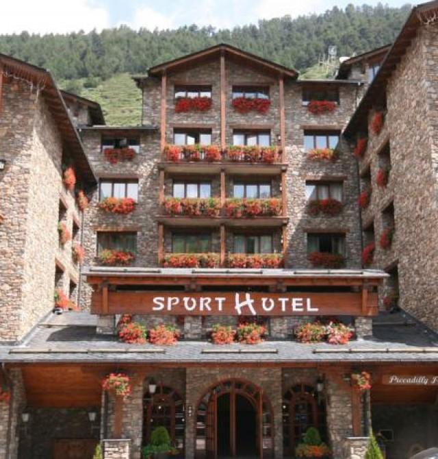 Sport Hotel  en Soldeu, Andorra