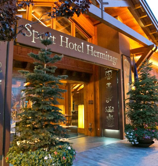 Sport Hotel Hemitage en Soldeu, Andorra